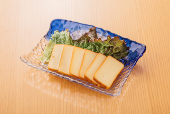燻製チーズ
