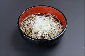 源流かけ蕎麦(温)